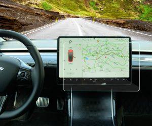 pantalla tesla model 3